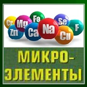 МИКРО-элементы